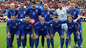 İşte Hırvatistanın Türkiye maçı aday kadrosu
