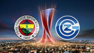 Fenerbahçe Grasshoppers maçı hangi kanalda saat kaçta (Fenerbahçe'ye müjde)