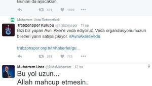 Trabzonspor Başkanı Usta galibiyeti değerlendirdi:Bu yol uzun