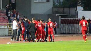 Boluspor: 4 - Sivasspor: 1
