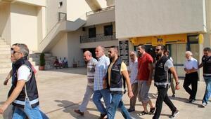 Marmariste 5 kişi, FETÖden tutuklandı