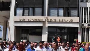 İzmir Büyükşehirin 41 personelinden FETÖ savunması istendi