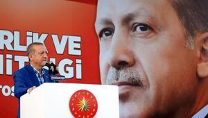 Cumhurbaşkanı Erdoğan: DAİŞin de inine gireceğiz, onları da çıkaracağız