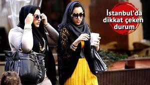 İstanbulda Arap yazı
