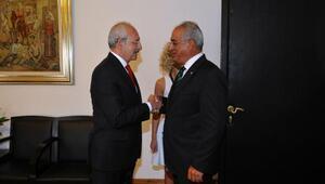 Kılıçdaroğlu, DSP Genel Başkanı ile görüştü
