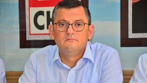 CHPli Özel: AKPde sarsıcı istifalar ve görevden almalar yaşanacak