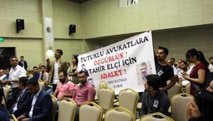 TBB Başkanı Feyzioğlu, Batmanda protesto edildi