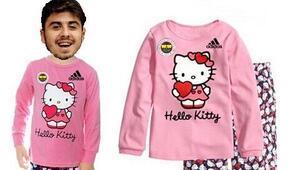 Hello Kitty sponsor oldu sosyal medya yıkıldı