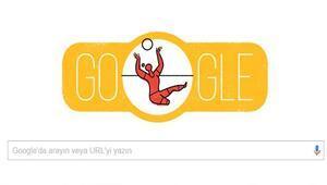 2016 Paralimpik Olimpiyatlar Google tarafından doolde yapıldı