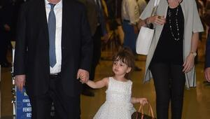 Aziz Yıldırımın kızı Yaz Hello Kitty ile buluştu