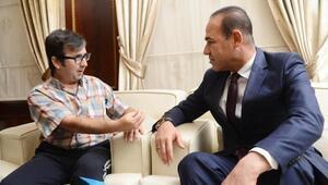 MHPli Başkan Sözlü, MS hastaları için filmde oynadı