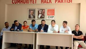 CHP kurmayları, kayyumu Diyarbakırda değerlendirdi