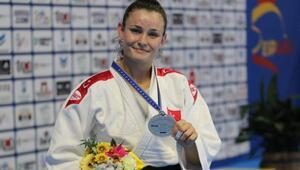 Avrupa Gençler Judo Şampiyonasında İrem Gümüş aldı