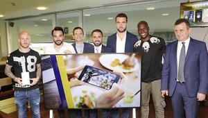 Fenerbahçe Vestel ile anlaşma imzaladı