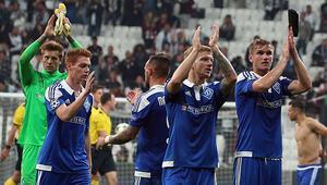 Ukraynalılar Beşiktaşa tarih verdi