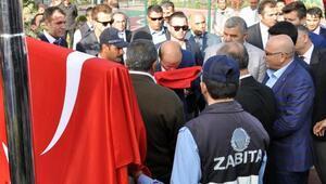Bilal Erdoğan, şehit polis Cennet Yiğit adına yapılan parkın açılışına katıldı (2)