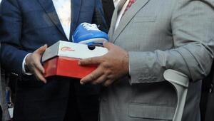 Bilal Erdoğan, şehit polis Cennet Yiğit adına yapılan parkın açılışına katıldı (3)