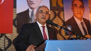DSP Genel Başkanı Aksakal: Bu gidişi durdurabilmenin tek yolu seçimleri yenilemek
