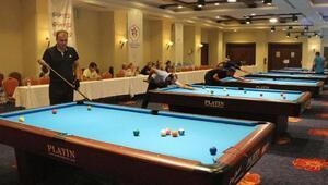 Türkiye Pool Bilardo Şampiyonası 2nci etap müsabakaları başladı