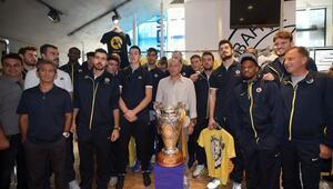 Ülker Sports Arenada Fenerium mağazası açıldı