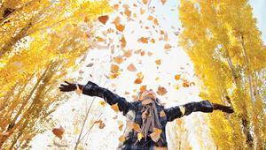 Sonbaharda yapraklar dökülür, app'ler iner