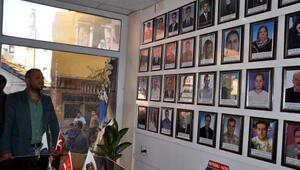 Reyhanlı'da 11 Mayıs Şehitler Derneği törenle açıldı