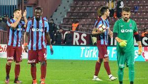 Trabzonsporun gol orucu sürüyor