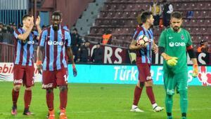 Trabzonspor'un gol kabusu sürüyor