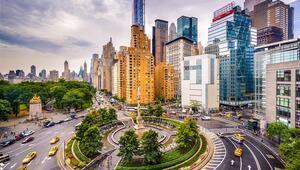 New Yorkun 8 heyecanı