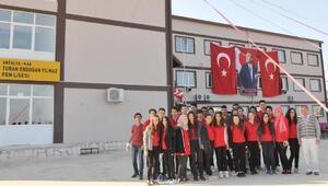 Turan Erdoğan Fen Lisesi açıldı