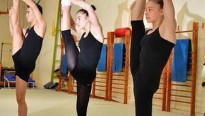 Jimnastikte madalya canavarı yetiştiriyorlar