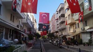 Marmariste Cumhuriyet Bayramı seferberliği