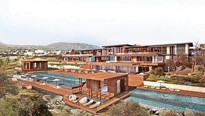 Bodrum'a 1 milyar dolarlık dev otel