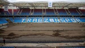 Trabzonspor 21 gün sonra yeni stadında