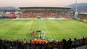 Bornova Stadı'na büyük onur