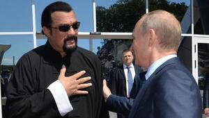 Putin ABDli Aktr Steven Seagala Rus Vatandal Verdi
