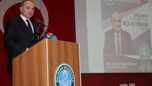 Bakan Özlüden akademik yıl açılışında başkanlık mesajı