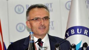 Maliye Bakanı Ağbal: Bütçenin yüzde 20sini eğitime ayırdık