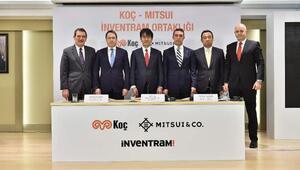 KOÇ Teknoloji Yatırım Şirketi ,Mitsui ile ortaklık anlaşması imzaladı