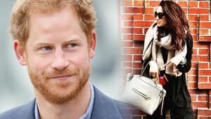 Prens Harry: Sevgilimin güvenliğinden endişe ediyorum