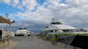 Mudanya'daki BUDO iskelesinde kira tartışması (2)
