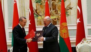 Erdoğan, Belarus Devlet Başkanı Lukaşenkoyu Türkiyeye davet etti 97