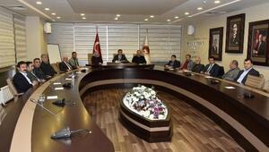 Gümüşhane Belediye Meclisi Kasım ayı toplantıları yapıldı