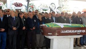 Altayın unutulmazı Ahmet Turgat toprağa verildi