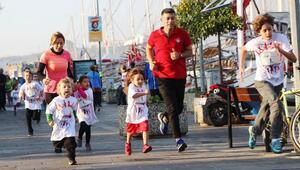 Bodrumda ultra maraton heyecanı