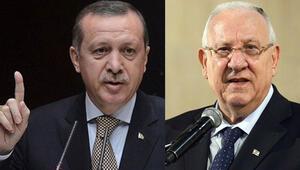 Erdoğan, İsrail Cumhurbaşkanına ezan yasağını sordu