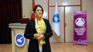 YYÜde kadına yönelik şiddet konferansı yapıldı