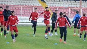Mersin İdmanyurdu Eskişehirspor maçı hazırlıklarına başladı