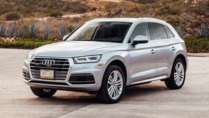 2017 Audi Q5 test edildi
