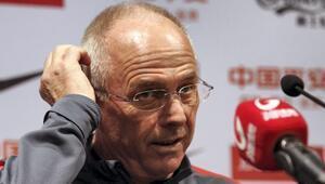 Eriksson, Çin 2. Liginde